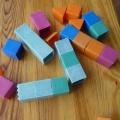 Мастер-класс «Новая жизнь старых кубиков»