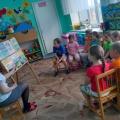 Поисково-исследовательский творческий проект с детьми подготовительной группы «Насекомые нашего участка»