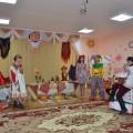 Фотоотчёт «Театрализованные игры как средство развития речевой деятельности у детей c нарушениями речи»