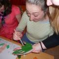 Мастер-класс для родителей «Развиваем воображение и творчество детей, посредством нетрадиционных техник рисования».
