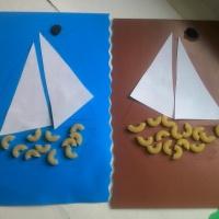 Кораблик. Подарок папе к 23 февраля