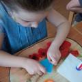 Коллективная работа детей с использованием техники «оригами»