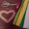 Мастер-класс для родителей «Цветочное сердце», подарок ко Дню матери, к 8 марта