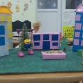 Дидактическая игра «Мой город» на развитие пространственной ориентировки и зрительного восприятия