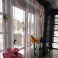 Весеннее оформление фойе детского сада «Цветы»