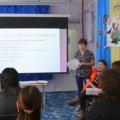 Выставка-ярмарка методических идей «Моя профессия-помогать», посвященная Году Российского Кино