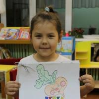Фотоотчет «Книжки-малышки» в рамках проекта «Путешествие по нашим любимым сказкам»
