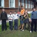 Досуговая программа клуба «Муромец». Общественная детская организация «Тимуровец»