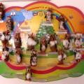 Конспект занятия для детей старшей группы по лепке «Совушка-сова»