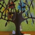 Поделка «Дерево «Времена года»