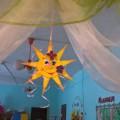 Мастер-класс по изготовлению солнышка для украшения группы