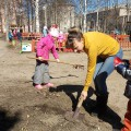 Международная акция «Зеленая весна 2015»