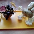 Фотоотчёт о выставке поделок из природного материала «Осенняя фантазия»