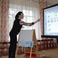Мастер-класс для педагогов «Гжельская роспись» (фотоотчет)