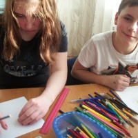Конспект классного часа для воспитанников детского дома «Давайте сохраним нашу планету»