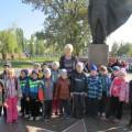 Экскурсия к памятникам родного города (фотоотчёт)