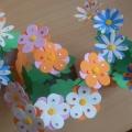 Мастер-класс «Цветы в подарок»