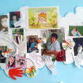 Фотоотчёт «Подарки к 8 Марта» (старшая группа)