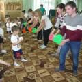 Спортивное развлечение во второй младшей группе «Зимняя сказка» совместно с родителями