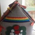Дидактическое пособие «Волшебный домик»