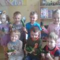 Проект «Малыши— молодцы, вырастили огурцы!» Фотоотчет