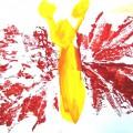 Конспект НОД по изобразительной деятельности «Чудесные бабочки» для детей 6–7 лет