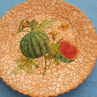 Мастер-класс для педагогов по декорированию предметов в технике «Декупаж» с использованием яичной скорлупы