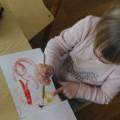 Конспект занятия по рисованию в младшей группе «Праздничный салют»