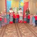 Приобщение детей к традициям русского народа