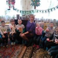 Открытое мероприятие для детей 6 лет «Путешествие к Дедушке Морозу»