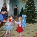 Фотоотчет новогоднего представления для детей от 1 до 3 лет