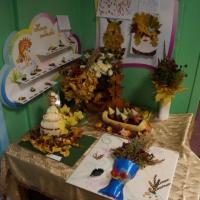 Фотоотчет о выставке-конкурсе «Осенняя фантазия»
