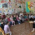 Фотоотчет об акции «Читаем детям о войне»