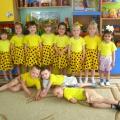 День защиты детей в нашей группе (фотоотчет)
