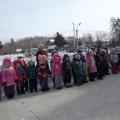 Сценарий развлечения на воздухе «Зарница» для детей старшего дошкольного возраста, посвященный Дню защитника Отечества