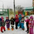 Фотоотчет «Зимние забавы»