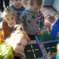 Конспект занятия по лепке во второй младшей группе «Светофор»