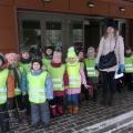Фоторепортаж о посещении виртуального Русского музея детьми подготовительной к школе группы