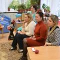 Фотоотчёт о проведении познавательно-игрового мероприятия «Яблочный Спас яблочко припас!» в подготовительной к школе группе
