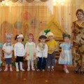 Русская народная сказка «Репка» на новый лад. Конспект театрализованной деятельности с детьми первой младшей группы