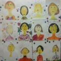 Выставка детских рисунков «Моя мама лучшая на свете!» Фотоотчет