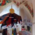 Проект по музейной педагогике для детей подготовительной группы «Узорье русского платка»