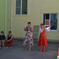 Сценарий развлечения «День России в детском саду»