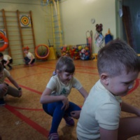 Конспект интегрированной НОД по физическому развитию «Путешествие в Африку» для детей старшего дошкольного возраста