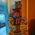 Свит-дизайн, или Подарки из конфет
