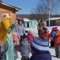 Проводы зимы в детском саду «Лучик»