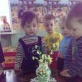 Мастер-класс по изготовлению цветов мимозы для детей младшего дошкольного возраста