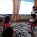 Фотоотчет о развлечении «В гостях у Красной Шапочки»