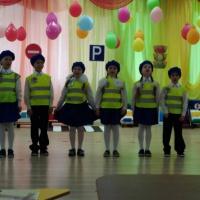 Фотоотчет о смотре-конкурсе «Зеленый огонек»