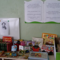 Паспорт мини-музея «Книга— окно в мир»